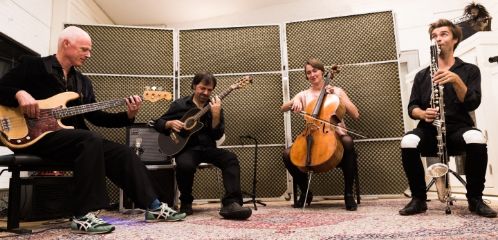 Tangofied Ensemble for Blog